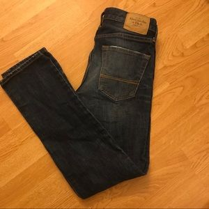 Abercrombie and Fitch men's jeans NWOT 30x32